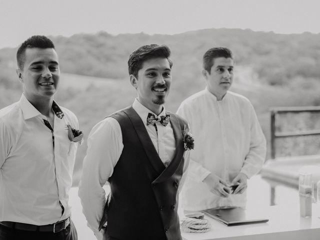 Adam and Macy's Wedding in Bahias De Huatulco, Mexico 58