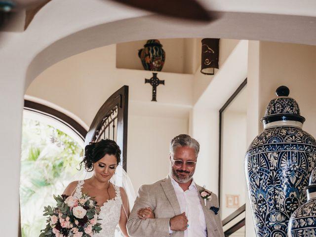 Adam and Macy's Wedding in Bahias De Huatulco, Mexico 59