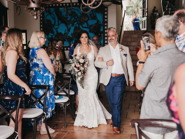 Adam and Macy's Wedding in Bahias De Huatulco, Mexico 60