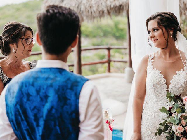 Adam and Macy's Wedding in Bahias De Huatulco, Mexico 65