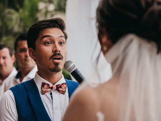 Adam and Macy's Wedding in Bahias De Huatulco, Mexico 69