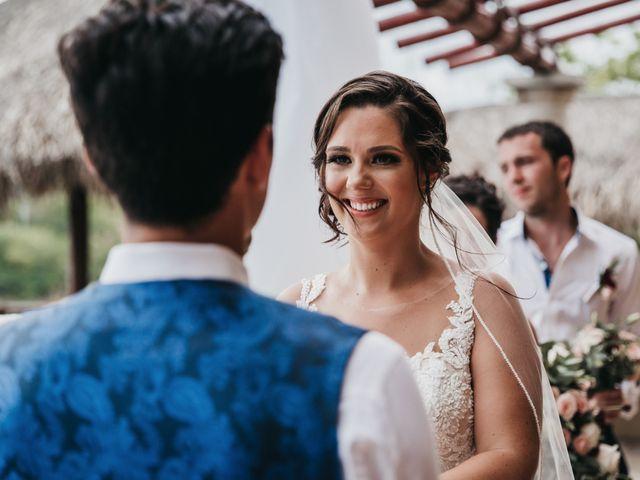 Adam and Macy's Wedding in Bahias De Huatulco, Mexico 70