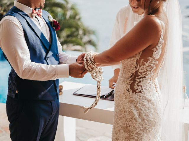 Adam and Macy's Wedding in Bahias De Huatulco, Mexico 83