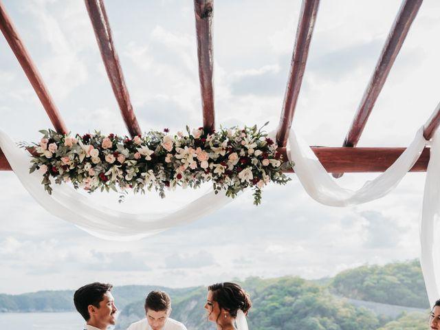 Adam and Macy's Wedding in Bahias De Huatulco, Mexico 84