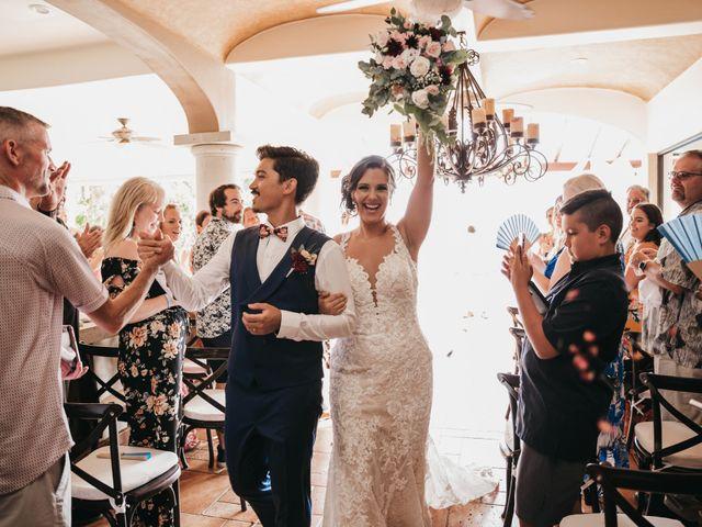 Adam and Macy's Wedding in Bahias De Huatulco, Mexico 87