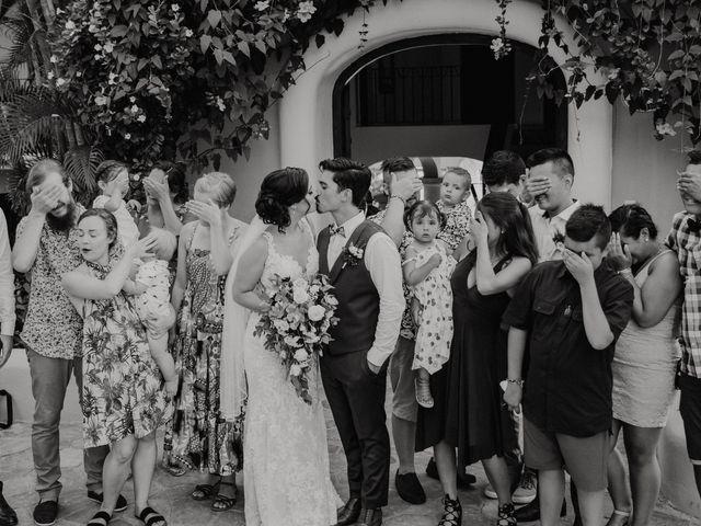 Adam and Macy's Wedding in Bahias De Huatulco, Mexico 90