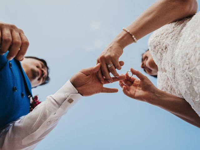 Adam and Macy's Wedding in Bahias De Huatulco, Mexico 106