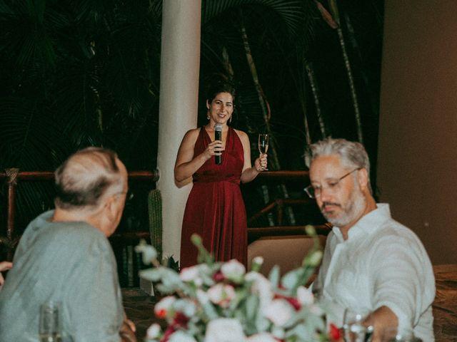 Adam and Macy's Wedding in Bahias De Huatulco, Mexico 114