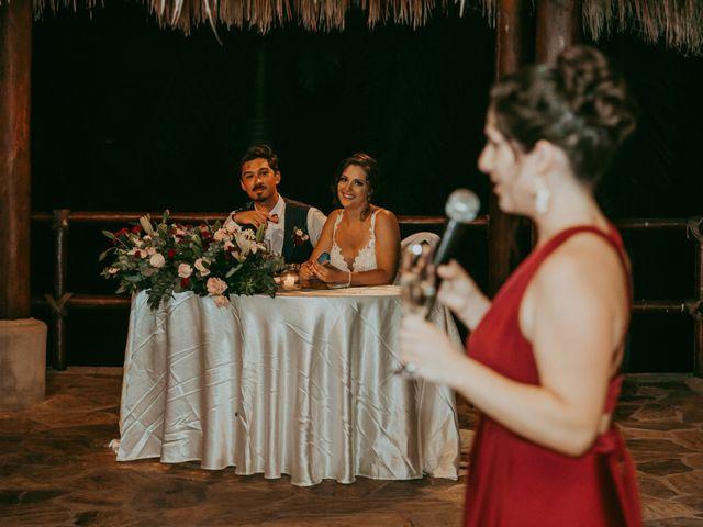 Adam and Macy's Wedding in Bahias De Huatulco, Mexico 115