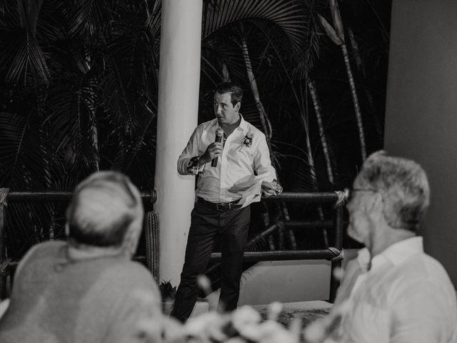 Adam and Macy's Wedding in Bahias De Huatulco, Mexico 116