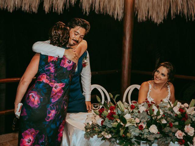 Adam and Macy's Wedding in Bahias De Huatulco, Mexico 119