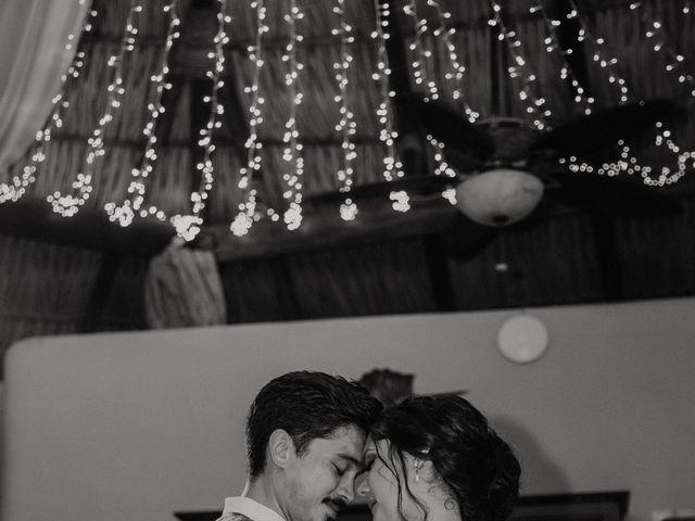 Adam and Macy's Wedding in Bahias De Huatulco, Mexico 124