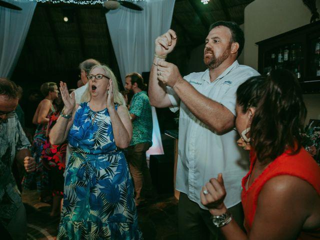 Adam and Macy's Wedding in Bahias De Huatulco, Mexico 127