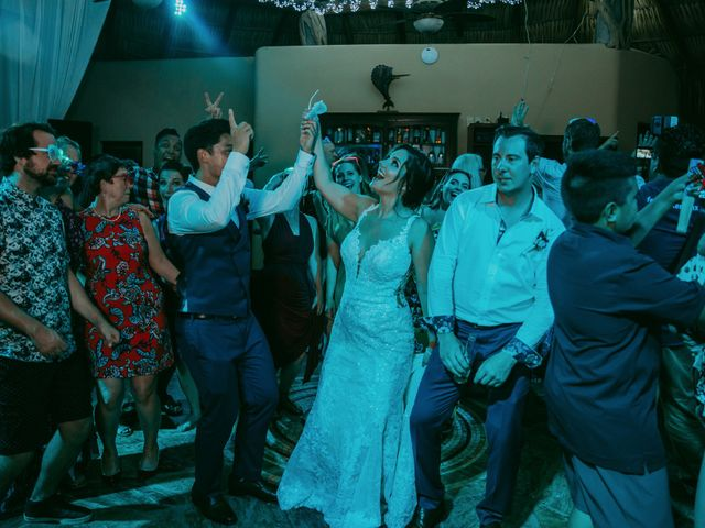 Adam and Macy's Wedding in Bahias De Huatulco, Mexico 130