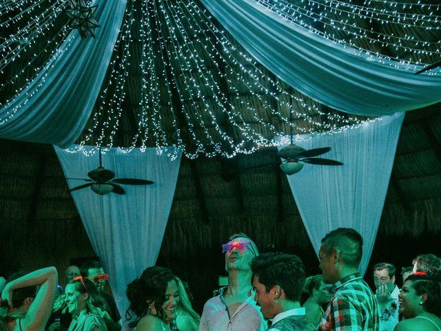 Adam and Macy's Wedding in Bahias De Huatulco, Mexico 131