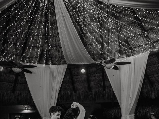 Adam and Macy's Wedding in Bahias De Huatulco, Mexico 132