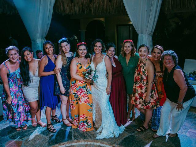 Adam and Macy's Wedding in Bahias De Huatulco, Mexico 133