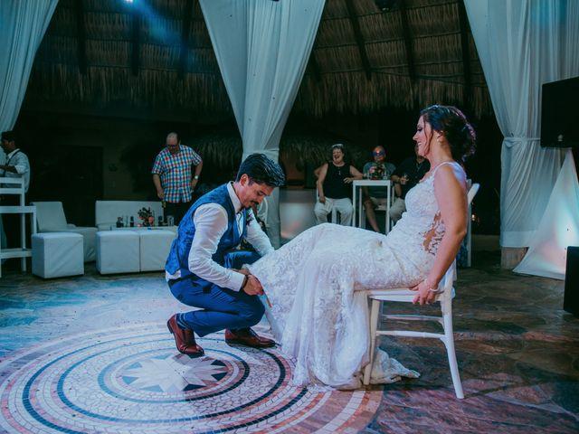 Adam and Macy's Wedding in Bahias De Huatulco, Mexico 134