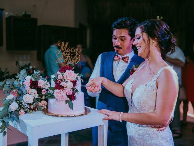 Adam and Macy's Wedding in Bahias De Huatulco, Mexico 137