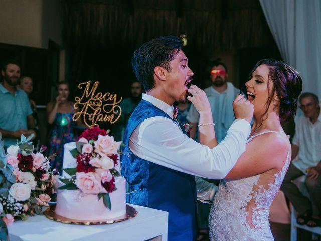Adam and Macy's Wedding in Bahias De Huatulco, Mexico 138