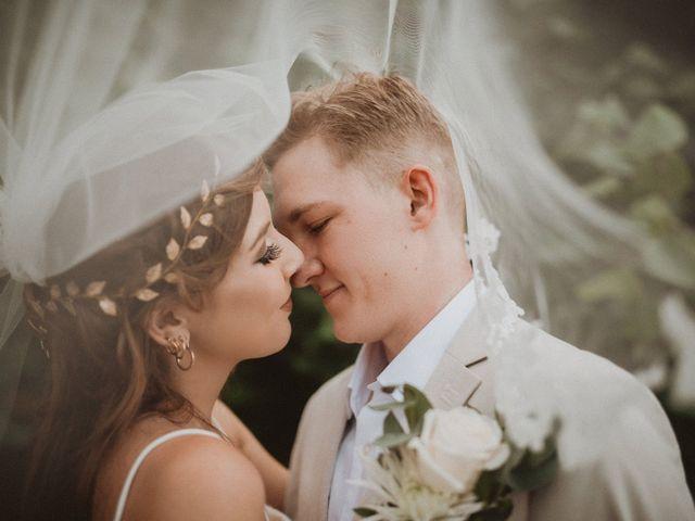 The wedding of Savanah and Dalton