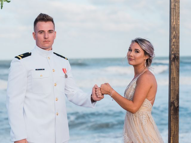 Alex and Hunter's Wedding in Ponte Vedra Beach, Florida 4