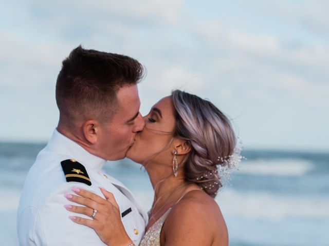 Alex and Hunter's Wedding in Ponte Vedra Beach, Florida 6