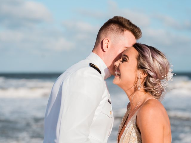 Alex and Hunter's Wedding in Ponte Vedra Beach, Florida 7