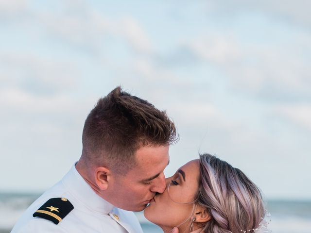 Alex and Hunter's Wedding in Ponte Vedra Beach, Florida 1