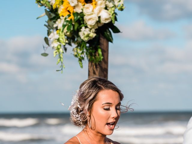 Alex and Hunter's Wedding in Ponte Vedra Beach, Florida 10