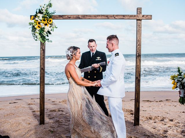 Alex and Hunter's Wedding in Ponte Vedra Beach, Florida 2