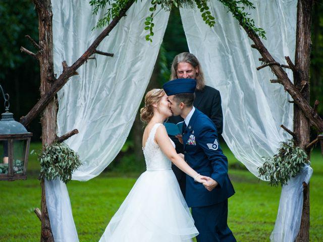 Thomas and Anna's Wedding in Coosada, Alabama 3