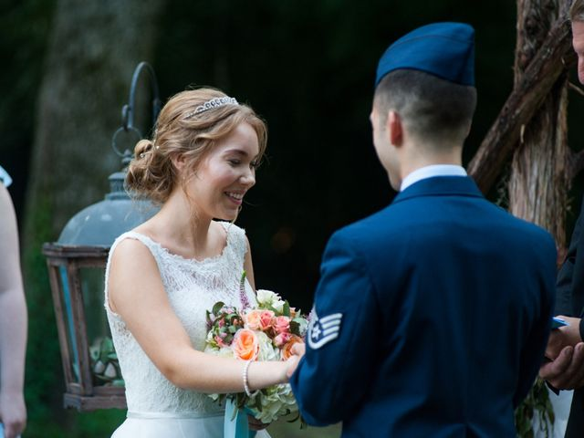 Thomas and Anna's Wedding in Coosada, Alabama 4