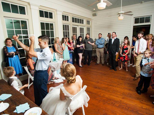 Thomas and Anna's Wedding in Coosada, Alabama 6