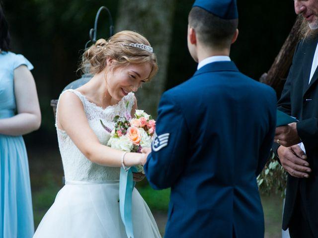 Thomas and Anna's Wedding in Coosada, Alabama 7