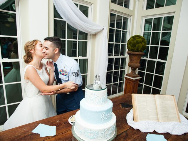 Thomas and Anna's Wedding in Coosada, Alabama 8