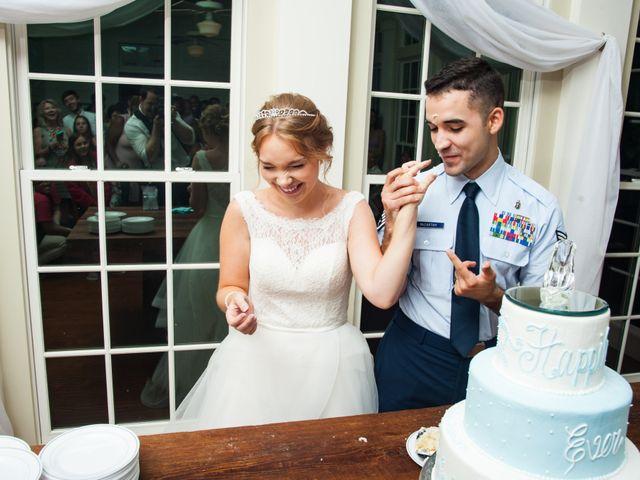 Thomas and Anna's Wedding in Coosada, Alabama 9