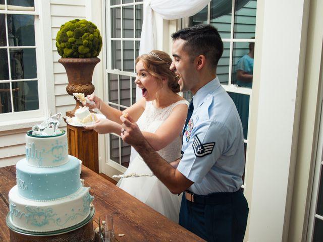 Thomas and Anna's Wedding in Coosada, Alabama 10