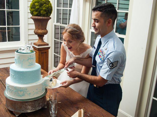 Thomas and Anna's Wedding in Coosada, Alabama 11
