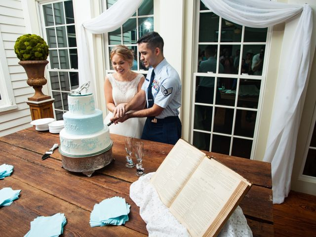 Thomas and Anna's Wedding in Coosada, Alabama 12
