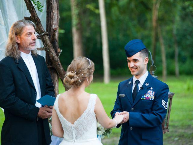 Thomas and Anna's Wedding in Coosada, Alabama 13