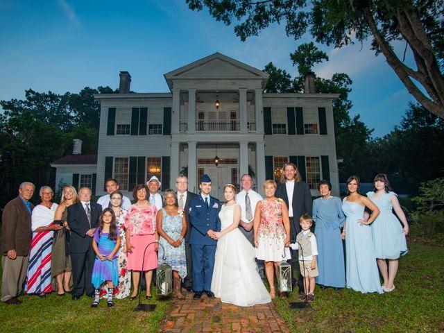 Thomas and Anna's Wedding in Coosada, Alabama 14