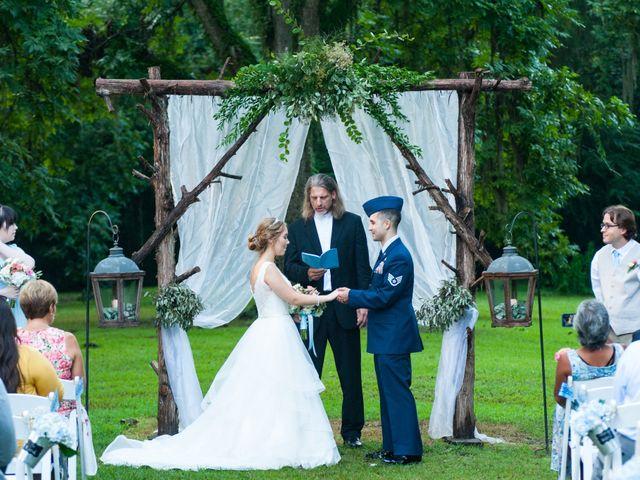 Thomas and Anna's Wedding in Coosada, Alabama 15