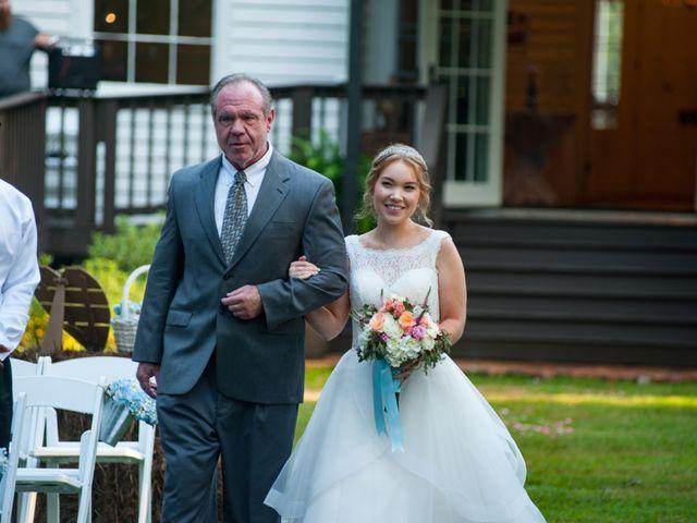 Thomas and Anna's Wedding in Coosada, Alabama 16