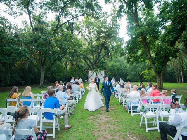 Thomas and Anna's Wedding in Coosada, Alabama 18