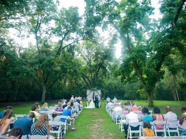 Thomas and Anna's Wedding in Coosada, Alabama 19