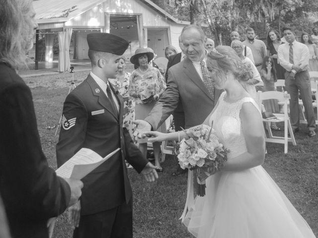 Thomas and Anna's Wedding in Coosada, Alabama 21