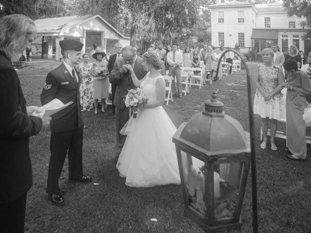 Thomas and Anna's Wedding in Coosada, Alabama 23