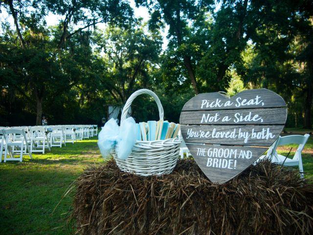 Thomas and Anna's Wedding in Coosada, Alabama 24