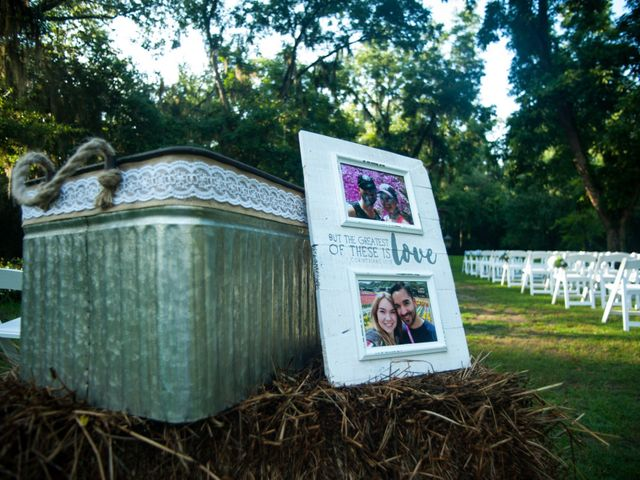 Thomas and Anna's Wedding in Coosada, Alabama 25